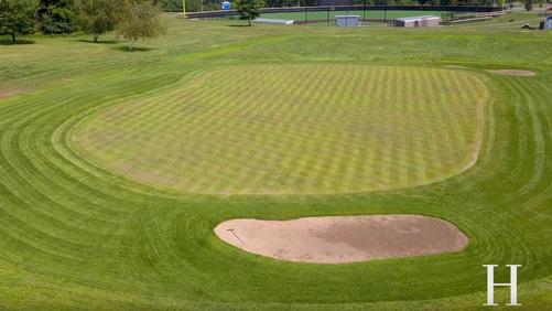new golf facility