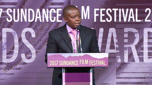 Yance Ford at Sundance 2017