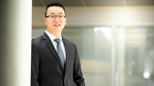 Alex Wang '17
