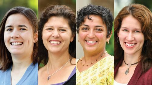 Anne Feltovich, Siobhan Robinson, Pavitra Sundar, and Andrea Townsend