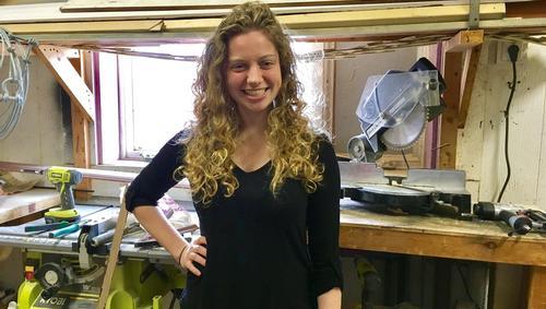 Sarah Zeiberg '18