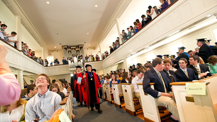 Class & Charter Day Ceremony