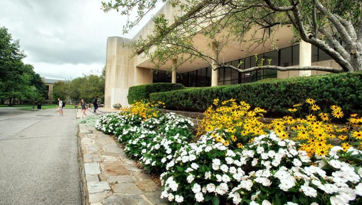 Burke Library.