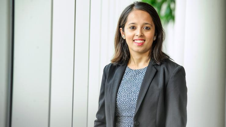 Pritha Chaudhuri.