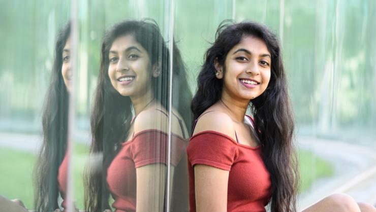 Ashley Ramcharan '20