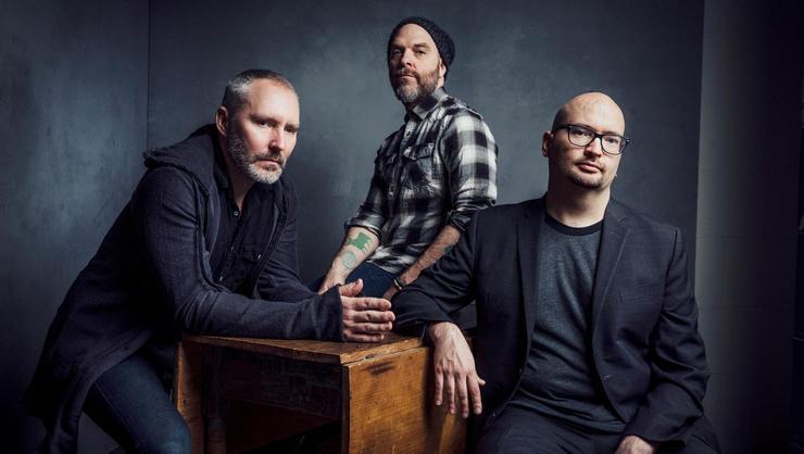 Jazz trio, The Bad Plus