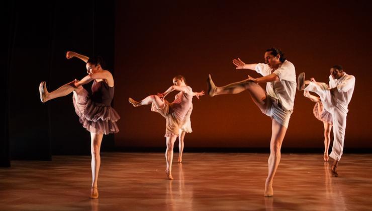 BalletX performs.