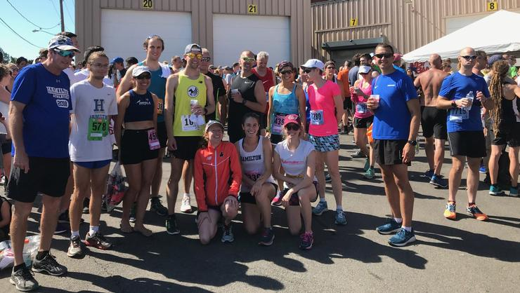 Hamilton Boilermaker runners