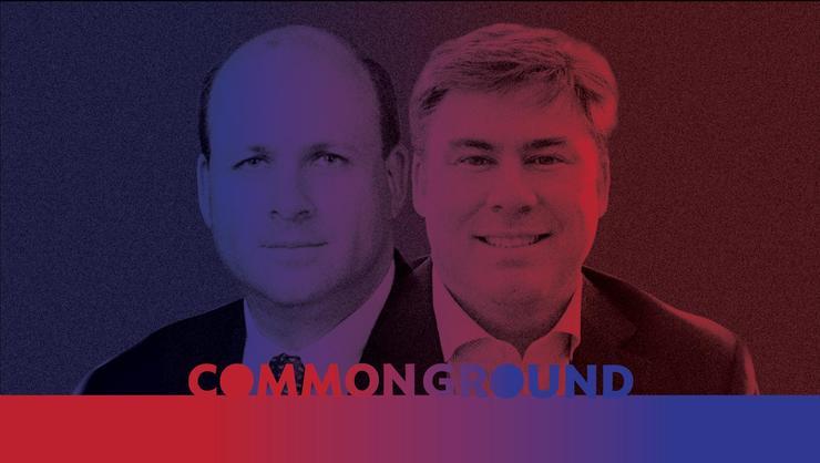 Common Ground - Dubke/Elias
