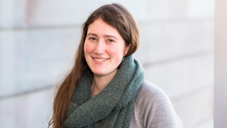 Colleen Wahl '19