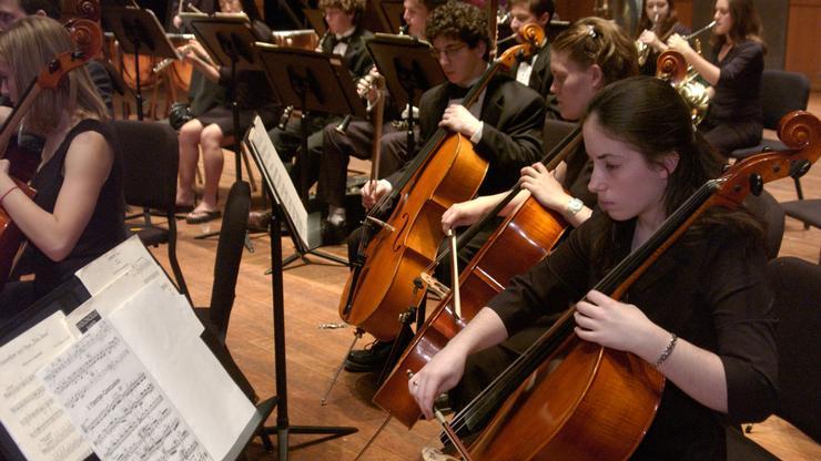 Hamilton College Orchestra
