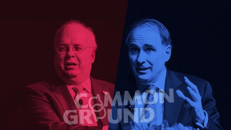 Common Ground featuring Axelrod and Rove