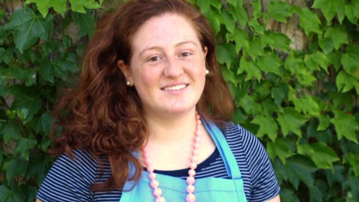 Danielle Lashley '13