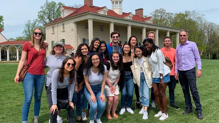 DC Program at Mount Vernon, Spring 2019