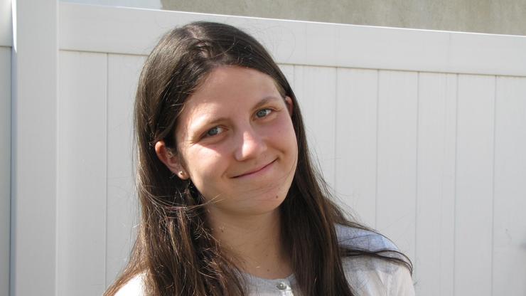 Emma Zanazzi '15