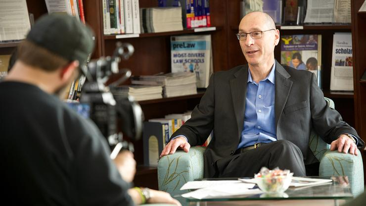 President David Wippman will answer questions and discuss the state of the College on Jan. 31.