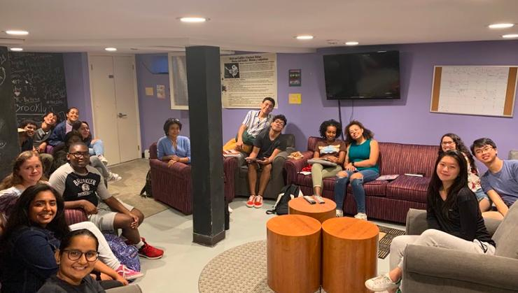 Members of the Feminists of Color Collective in 2019