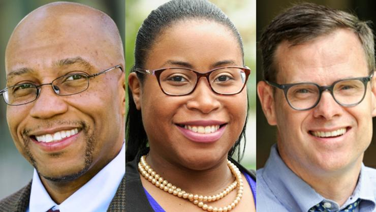 Profs. Franklin, Johnson, and Klinkner