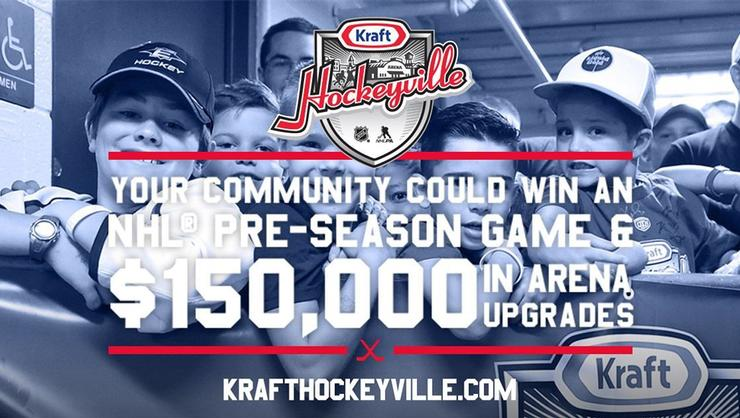 Hockeyville ad