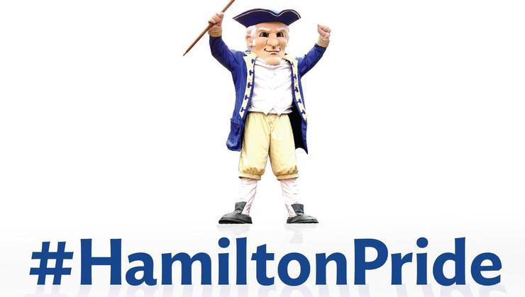 #Hamilton Pride