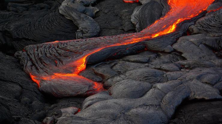Hawaiian Lava