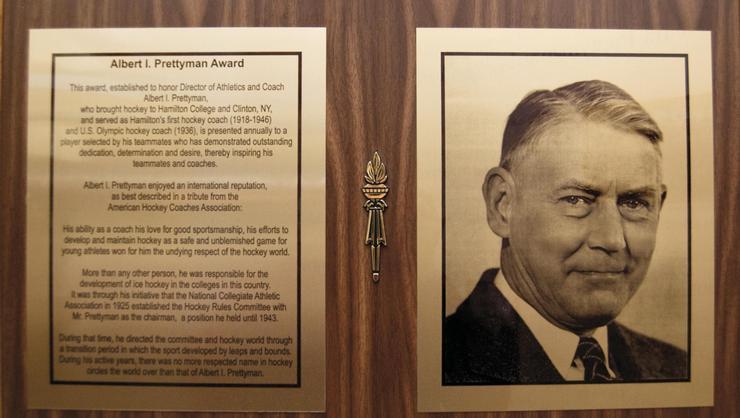 The Albert I. Prettyman Award