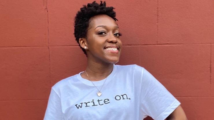 Simon & Schuster intern Kayah Hodge '21