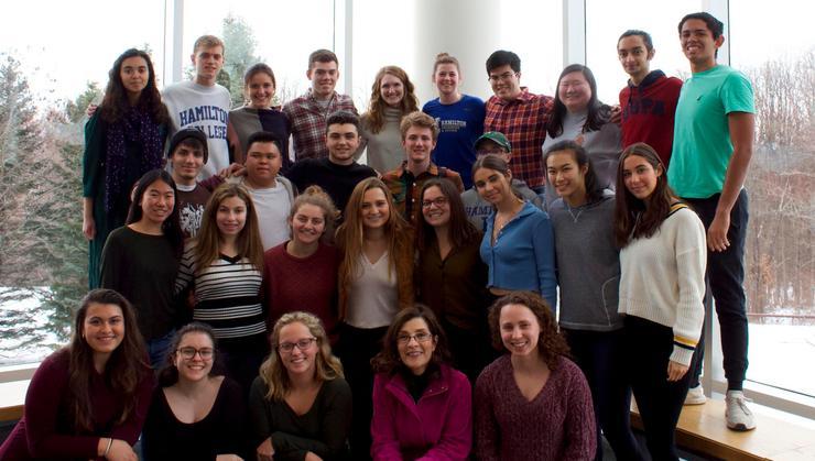 The 2019 Levitt Leadership cohort.