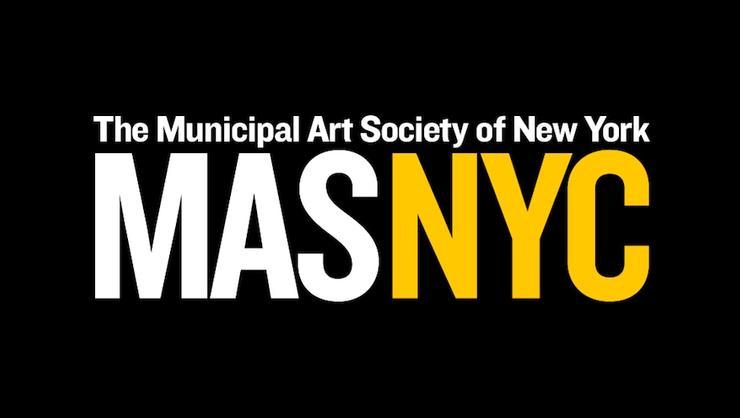 The Municipal Art Society of New York logo