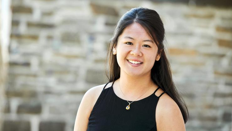 Mei Lin Pratt '16