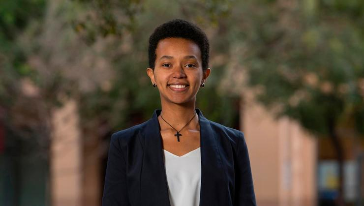 Tsion Tesfaye '16, selected as Knight-Hennessy Scholar at Stanford University