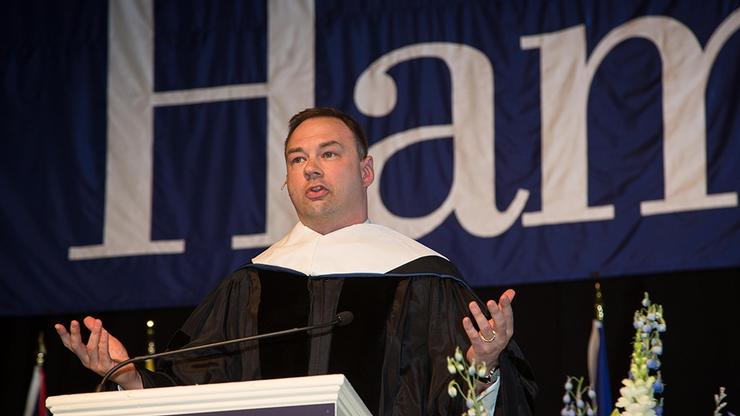 Class of 2013 Commencement Speaker, Thomas Tull '92
