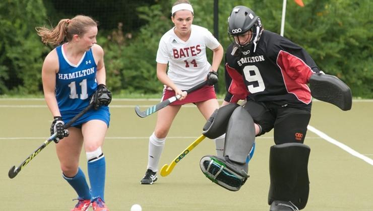 Liz Wagenbach '18 (left) and Julia Booth '19.