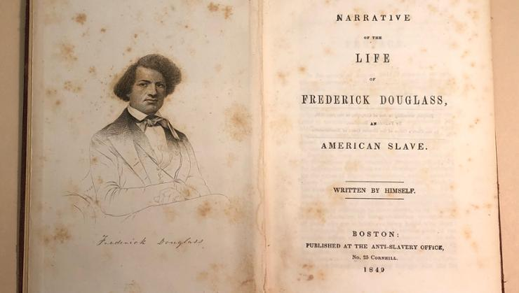 Frederick Douglass' Narrative.
