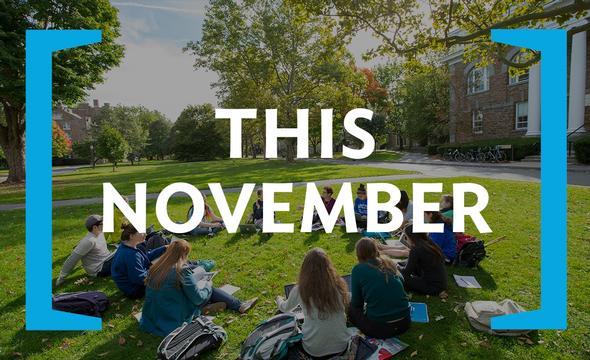 This November: Because Hamilton Day 2019