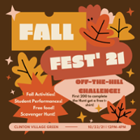 Fall Fest & Off the Hill Challenge 2021