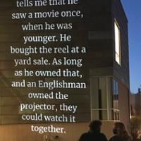 My Amish Friend - Flash Narrative