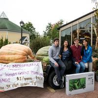 Microfinance Giant Pumpkin Fundraiser