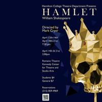 Spring Main Stage Production: Hamlet