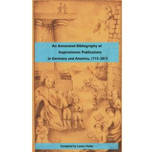 <em>An Annotated Bibliography of Inspirationist Publications in Germany and America, 1715-2013</em>