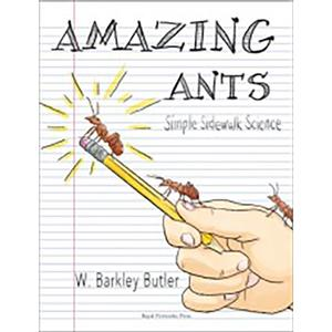 <em>Amazing Ants: Simple Sidewalk Science</em>