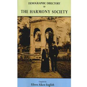 <em>Demographic Directory of the Harmony Society</em>