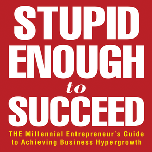 <em>Stupid Enough to S­ucceed: The Millennial Entrepreneur's Guide to Achieving Business Hypergrowth</em>