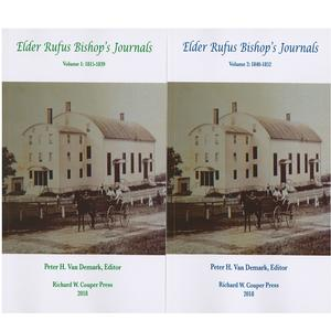 <em>Elder Rufus Bishop's Journals, Volumes 1 & 2</em>
