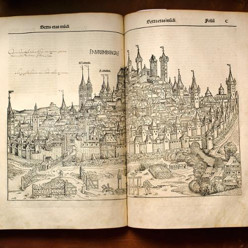 Nuremberg Chronicle, 1493