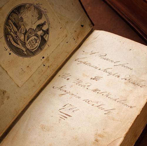 The book of common prayer 1787