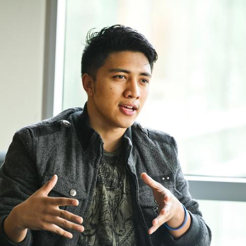 Sharif Shrestha '17