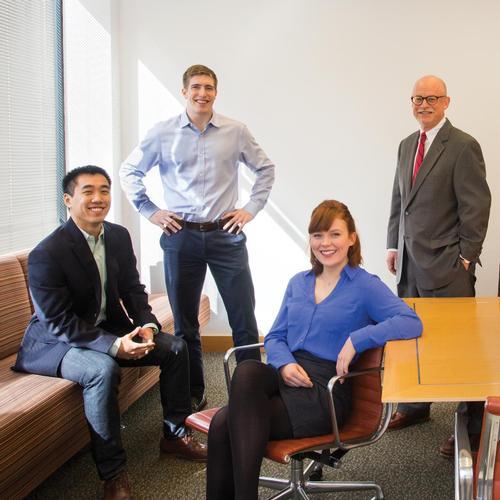 Willis Towers Watson alumni employees