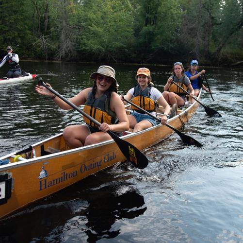 90-miler canoe race 2021
