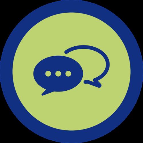 student activities and leadership development icon